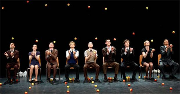 'Smashed', by Gandini Juggling