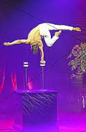 'Park Gorkogo', by Moscow State Circus