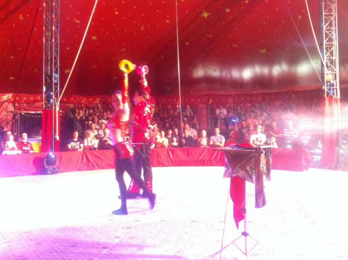 Circus Zyair 2014