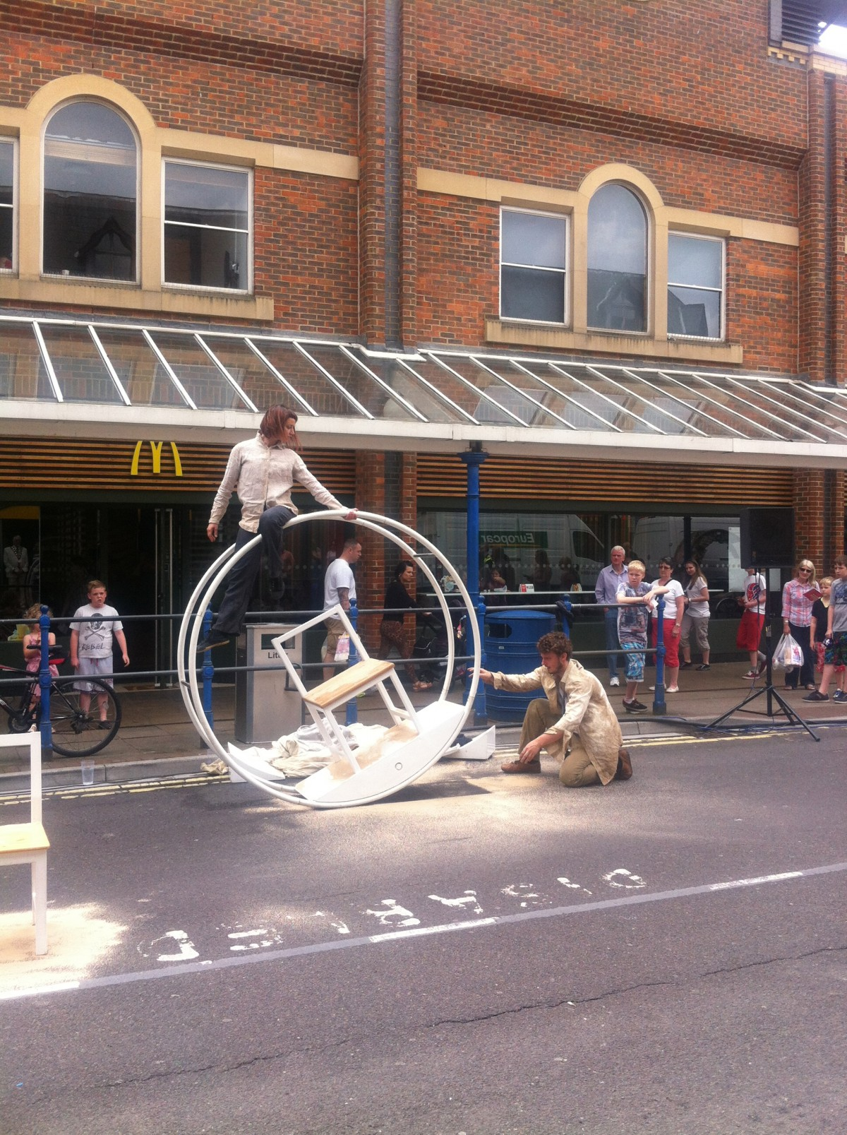 Eastleigh Unwrapped – Circus in the Streets