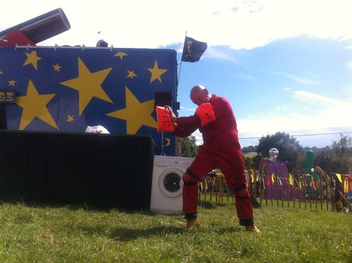 'Blunderfudge', by Circus Fudge