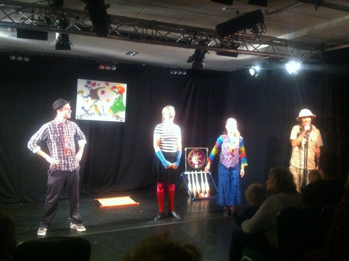 'Freedom Family Circus'