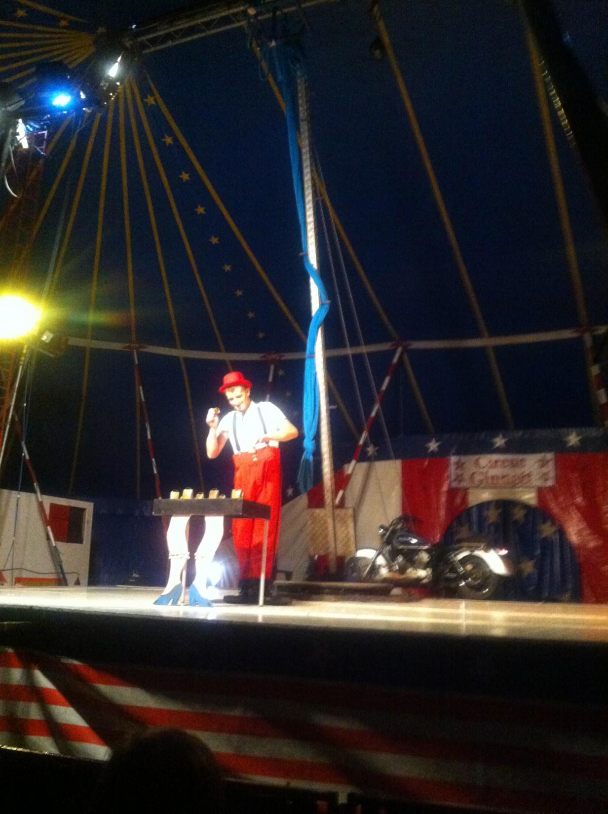 Circus Ginnett, 2014