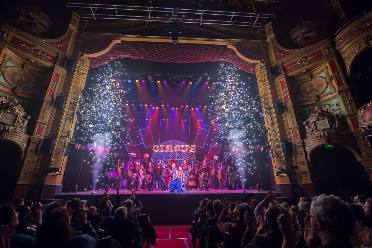 Cirque Berserk, 2015