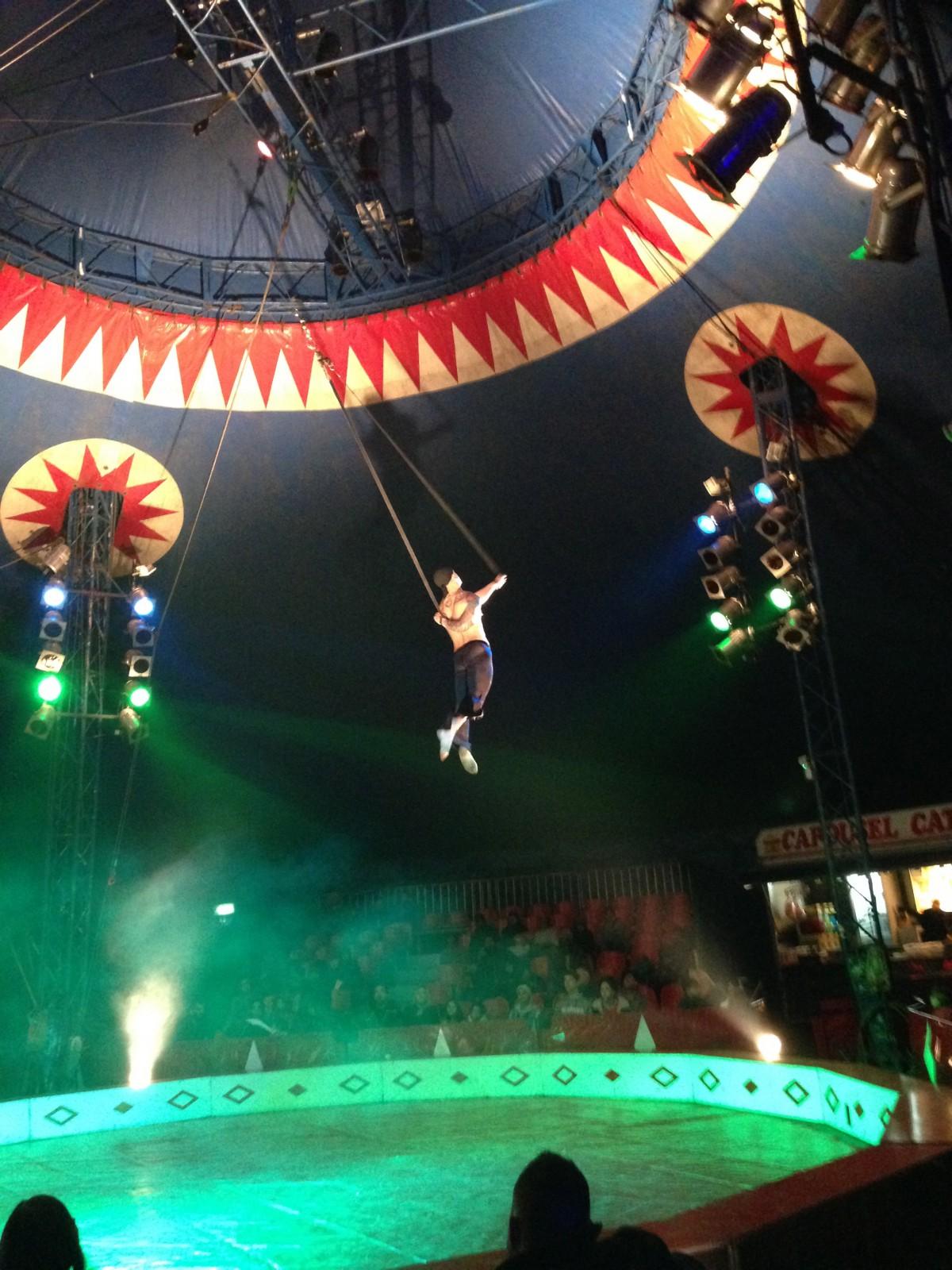 Circus Funtasia, 2015