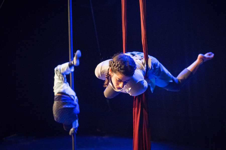 'B-Orders', by Palestinian Circus Company