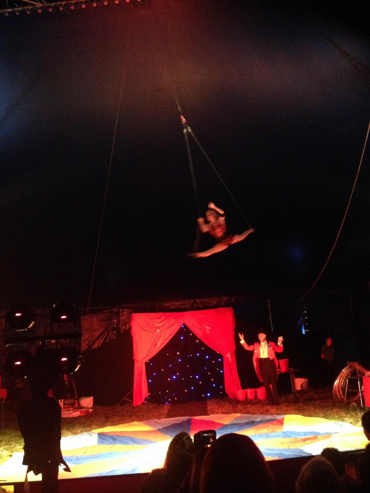 John Lawson's Circus, Halloween 2015