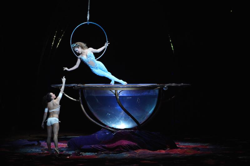 'Amaluna', by Cirque Du Soleil