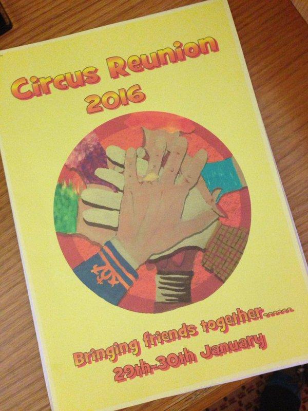 Circus Reunion 2016