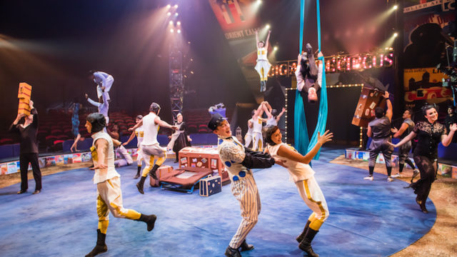'The Grand Tour', by Big Apple Circus