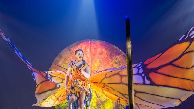 'Luzia', by Cirque du Soleil