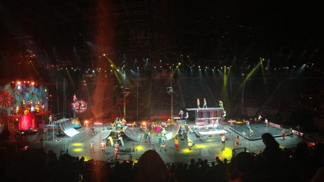 'Circus Xtreme', by Ringling Bros. and Barnum & Bailey