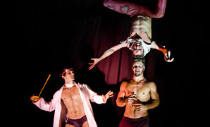 'Elixir', by Head First Acrobats