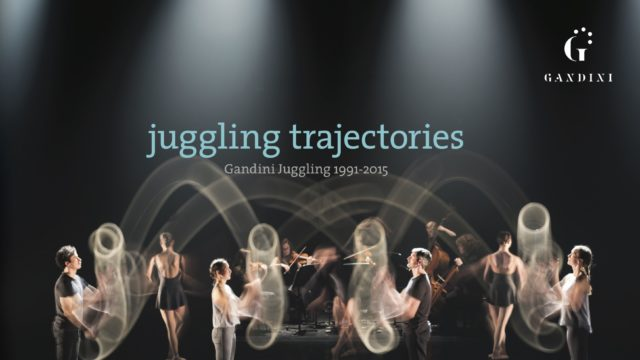 'Juggling Trajectories: Gandini Juggling 1991-2015', by Thomas J M Wilson