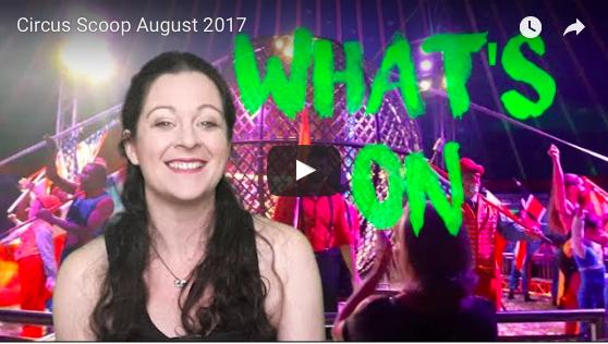 Circus Scoop August 2017