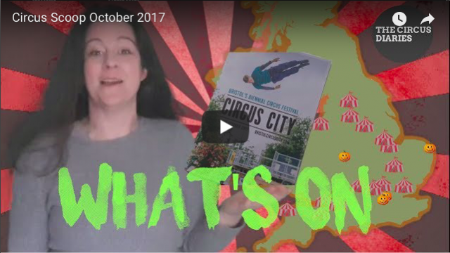 Circus Scoop October 2017