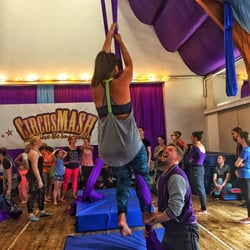 UK Circus Training