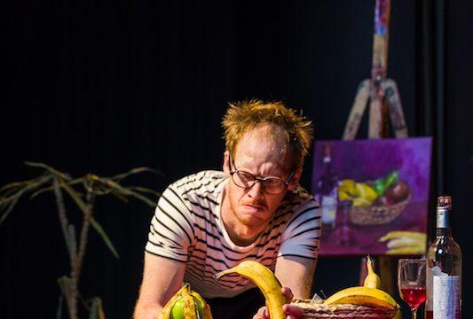 'The Artist', by Thom Monckton / Circo Aereo