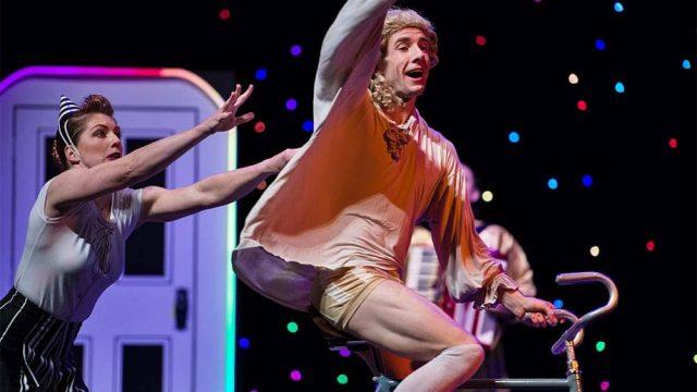 'Wolfgang's Magical Musical Circus', by Circa