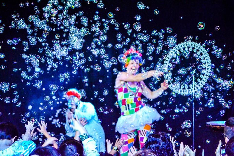 Bubble shows at Edinburgh Fringe 2019