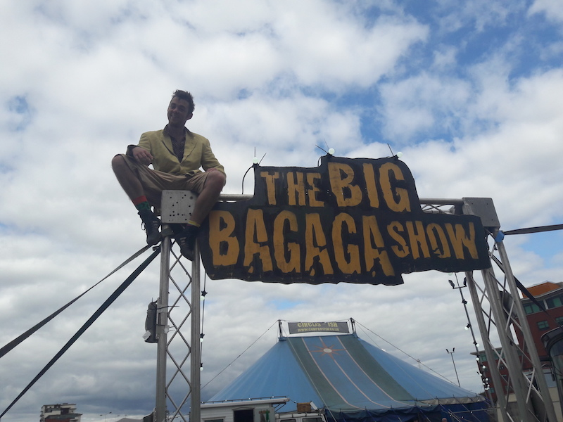'The Big Bagaga Show', by Company-Ish