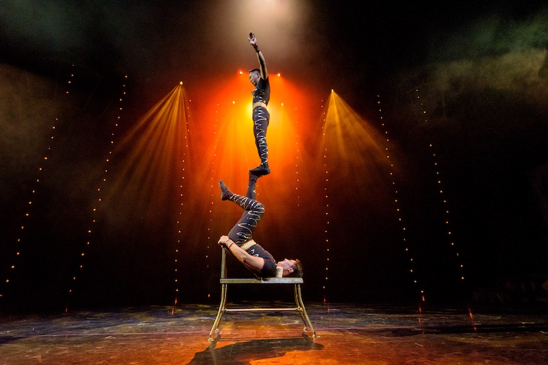 'Circus 1903', by The Works Entertainment and Fiery Angel Entertainment